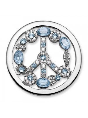 Mi Moneda, Peace Ice Blue