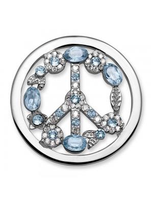 Mi Moneda, Peace Ice Blue