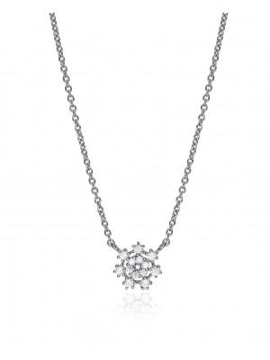 Viceroy, collar Clásica en plata de Ley y circonitas