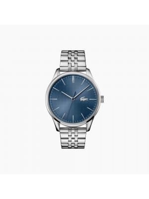 Lacoste, reloj de hombre Vienna con tres agujas acero