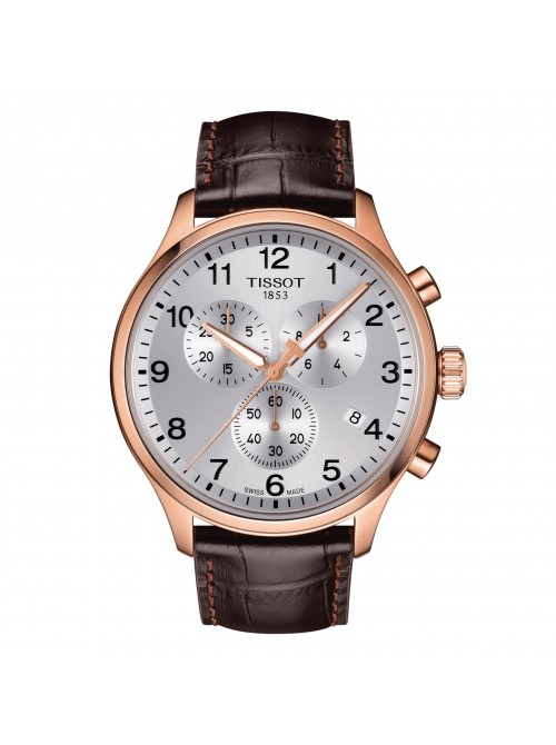 Tissot Chrono XL Classic Rose