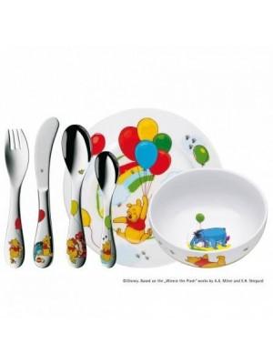 WMF vajilla infantil 6 piezas Winnie the Pooh