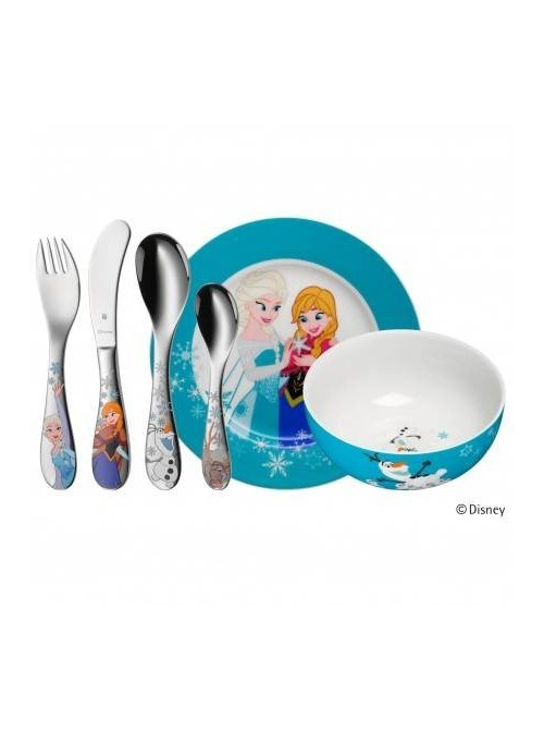 WMF vajilla infantil 6 piezas Frozen