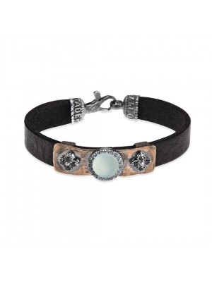 PlatadePalo pulsera Woman Matahari Forty Eight-CB126D