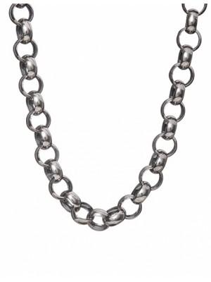 Styliano collar de eslabones en plata