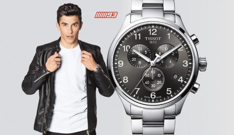 Reloj Tissot Chrono XL Classic Black